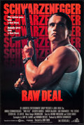 "Movie Posters:Action, Raw Deal & Other Lot (DeLaurentis, 1986). One Sheets (2) (27"" X41""). Action.. ... (Total: 2 Items)"