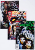 Modern Age (1980-Present):Science Fiction, The X-Files Group of 59 (Topps Comics, 1995-98) Condition: AverageNM-.... (Total: 59 Comic Books)