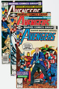 Modern Age (1980-Present):Superhero, The Avengers Group of 85 (Marvel, 1980-86) Condition: AverageVF-.... (Total: 85 Comic Books)