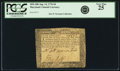 Colonial Notes:Maryland, Maryland August 14, 1776 $4 Fr. MD-100. PCGS Very Fine 25.. ...