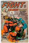 Golden Age (1938-1955):War, Fight Comics #44 (Fiction House, 1946) Condition: FN-....