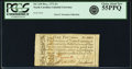 Colonial Notes:North Carolina, North Carolina December, 1771 1 Pound Bear Fr. NC-139. PCGS ChoiceAbout New 55PPQ.. ...