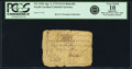 Colonial Notes:North Carolina, North Carolina April 2, 1776 $1/16 Butterfly Fr. NC-153b. PCGS VeryGood 10 Apparent.. ...
