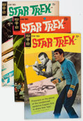Bronze Age (1970-1979):Science Fiction, Star Trek Group of 17 (Gold Key, 1968-75) Condition: Average VG/FN.... (Total: 17 Comic Books)