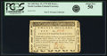 Colonial Notes:North Carolina, North Carolina May 15, 1779 $20 Peace... Fr. NC-185. PCGS About New 50.. ...