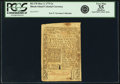 Colonial Notes:Rhode Island, Rhode Island May 3, 1775 2 Shillings Fr. RI-178. PCGS Very Fine 35Apparent.. ...