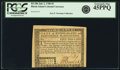 Colonial Notes:Rhode Island, Rhode Island July 2, 1780 $5 Fr. RI-286. PCGS Extremely Fine45PPQ.. ...