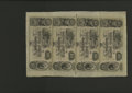 Obsoletes By State:Louisiana, New Orleans, LA- Canal Bank $10-$10-$10-$10 18__ Uncut Sheet. The notes of this colorful reddish-orange and black sheet are ...