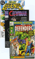 Modern Age (1980-Present):Superhero, Miscellaneous Modern Age Superhero Long Box Group (VariousPublishers, 1966-97) Condition: Average NM-....