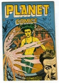 Golden Age (1938-1955):Science Fiction, Planet Comics #49 (Fiction House, 1947) Condition: Qualified VF....