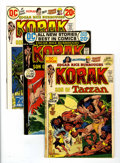 Bronze Age (1970-1979):Miscellaneous, Korak, Son of Tarzan and Others Group (DC/Marvel, 1972-78)Condition: Average FN.... (Total: 39 Comic Books)