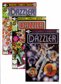 Modern Age (1980-Present):Superhero, Dazzler #1-42 Group (Marvel, 1981-86) Condition: Average NM+....(Total: 42 Comic Books)