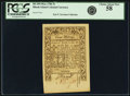 Colonial Notes:Rhode Island, Rhode Island May 1786 3 Shillings Fr. RI-294. PCGS Choice About New58.. ...