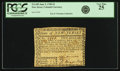 Colonial Notes:New Jersey, State of New Jersey June 9, 1780 $2 Fr. NJ-185. PCGS Very Fine 25.....