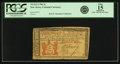 Colonial Notes:New Jersey, State of New Jersey 1786 3 Shillings Fr. NJ-212. PCGS Fine 15Apparent.. ...