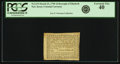 Colonial Notes:New Jersey, Elizabeth, (New Jersey) - Borough of Elizabeth March 25, 1790 1 Penny Newman page 266, Fr. NJ-219, Wait 526. PCGS Extremely Fi...