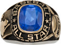 Baseball Collectibles:Others, 1975 Bobby Murcer All-Star Game Ring from The Bobby MurcerCollection. ...