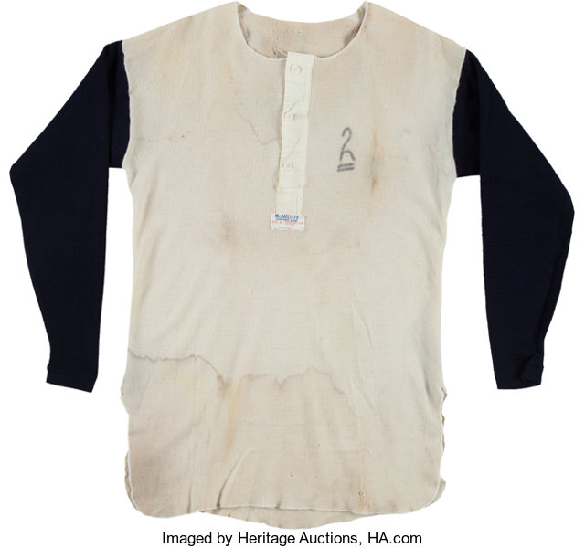 43346a9e ... Baseball Collectibles:Others, 1970's Bobby Murcer Game Worn New York  Yankees Undershirt from TheBobby ...