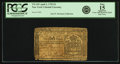 Colonial Notes:New York, Colony of New York April 2, 1759 2 Pounds Fr. NY-155. PCGS Fine 15Apparent.. ...