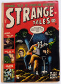 Golden Age (1938-1955):Horror, Strange Tales #15 (Atlas, 1952) Condition: GD/VG....