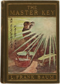 Books:Children's Books, L. Frank Baum. The Master Key. Indianapolis: TheBowen-Merrill company, [1901]....