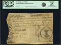 Colonial Notes:South Carolina, South Carolina June 1, 1775 5 Pounds Fr. SC-98. PCGS Very Fine 25Apparent.. ...