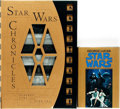 Books:Science Fiction & Fantasy, [Star Wars]. Pair of Titles. Includes: George Lucas. Star Wars: From the Adventures of Luke Skywalker. New Y... (Total: 2 Items)