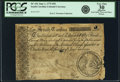 Colonial Notes:South Carolina, South Carolina June 1, 1775 50 Pounds Fr. SC-101. PCGS Very Fine 30 Apparent.. ...