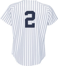7b59f732 ... Baseball Collectibles:Uniforms, 1990's Bobby Murcer Game Worn New York  Yankees Old-Timers ...
