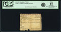 Colonial Notes:South Carolina, South Carolina March 6, 1776 3 Pounds Fr. SC-124. PCGS Fine 15 Apparent.. ...