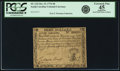 Colonial Notes:South Carolina, South Carolina October 19, 1776 $8 Fr. SC-133. PCGS Extremely Fine45 Apparent.. ...