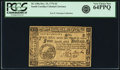 Colonial Notes:South Carolina, South Carolina 1777 (December 23, 1776 Act) $4 Fr. SC-138a. PCGSVery Choice New 64PPQ.. ...