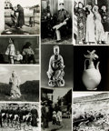 Books:Prints & Leaves, [China]. Archive of Approximately Eighty-Two Photographs Relatingto Chinese Culture, Its People, History and Artifacts....