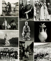 [China]. Archive of Approximately Eighty-Two Photographs Relating to Chinese Culture, Its People, History and Artifacts...