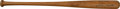 Baseball Collectibles:Bats, 1953 Mickey Mantle All-Star Game Used Bat, PSA/DNA GU 8, Signed....