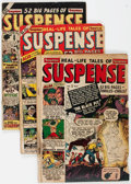 Golden Age (1938-1955):Horror, Suspense Group of 11 (Atlas, 1950-52) Condition: Average FR....(Total: 11 Comic Books)