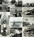 Books:Prints & Leaves, [Colorado]. Archive of Approximately Eighty Photographs DepictingHistoric Views of Colorado....