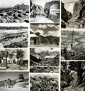 Books:Prints & Leaves, [Colorado]. Archive of Approximately 148 Photographs DepictingHistoric Views of Colorado....