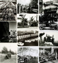 Books:Prints & Leaves, [Automobiles]. Archive of Approximately 188 Photographs Depictingthe History of the Automobile....