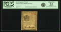 Colonial Notes:Pennsylvania, Pennsylvania April 3, 1772 9 Pence Fr. PA-153. PCGS Choice New 63Apparent.. ...