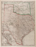 Miscellaneous:Maps, Map of Texas and Indian Territory. ...