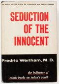 Books:Hardcover, Seduction of the Innocent #nn (Rinehart, 1953)....