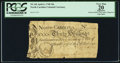 Colonial Notes:North Carolina, North Carolina April 4, 1748 30s PCGS Apparent Very Fine 20.. ...