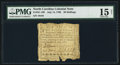 Colonial Notes:North Carolina, North Carolina July 14, 1760 20s PMG Choice Fine 15 Net.. ...