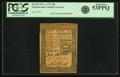 Colonial Notes:Pennsylvania, Pennsylvania October 1, 1773 20 Shillings Fr. PA-169. PCGS AboutNew 53PPQ.. ...
