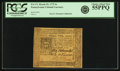 Colonial Notes:Pennsylvania, Pennsylvania March 25, 1775 4 Shillings Fr. PA-171. PCGS ChoiceAbout New 55PPQ.. ...