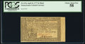 Colonial Notes:Pennsylvania, Pennsylvania April 10, 1777 8s PCGS Choice About New 58.. ...