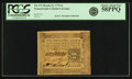 Colonial Notes:Pennsylvania, Pennsylvania March 25, 1775 6 Shillings Fr. PA-172. PCGS ChoiceAbout New 58PPQ.. ...