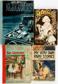 Books:Children's Books, [Children's Books]. [Charles Addams, Kate Greenaway, JohnnyGruelle]. Group of Four Titles. Various publishers and dates....(Total: 4 Items)
