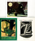 Books:Children's Books, [Children's]. Chris Van Allsburg. Group of Three Books, IncludingTwo First Editions. Boston: Houghton Mifflin, 1985 - 1... (Total: 3Items)